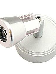 3W 180-200LM 3000-3500K теплый белый свет Светодиодный прожектор стене зеркало винный шкаф Лампа (AC85-265V)