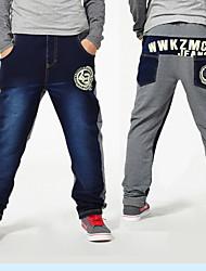 correspondance des couleurs tricotés harem jean