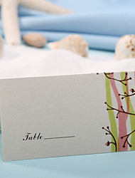 Place Cards and Holders Place Card - Spring Buds (Set of 12)