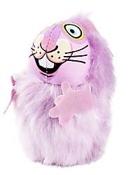 Smooth Fur Mouse Style Catnip Toy for Cat (Assorted Color)