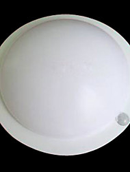 60W Rodada sensor de luz encastrar com uma luz no Simples Sombra Branco Acrílico Projetado
