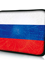 "Russian Flag Neoprene Laptop Sleeve Case for 10-15"" MacBook, Dell, HP, Acer & Samsung"