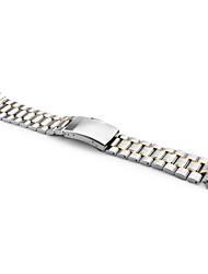 Men's Women's Watch Bands Stainless Steel #(0.076) #(17.7 x 2.2 x 0.4) Watch Accessories