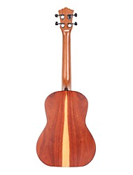 ELLA - (UK-4308SSS) All-solid Red Cedar Tenor Ukulele with Bag