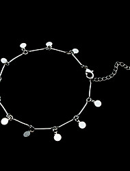 Elegant Alloy Cherry Design Anklet