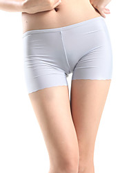Lycra High Waist Seamless Boyshort Wedding Pant