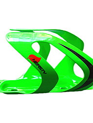 Bike Water Bottle Cage Cycling/Bike Green Carbon Fiber