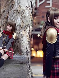 Tipo-0-Rosefinch Final Fantasy Deuce cosplay costume conjunto