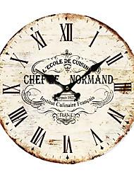 Pays Horloge murale