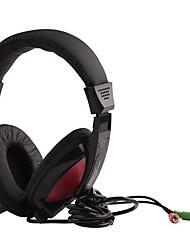 Fones de ouvido com microfone da moda, cores sortidas FE-921