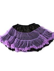 dancewear poliéster ballet desempenho saia tutu para senhoras