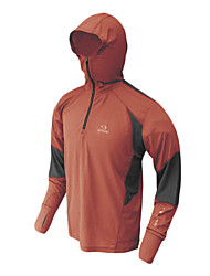 Go.to.do- Outdoor Fishing Sun-Resistant Long-Sleeve Hoody with YKK Zipper
