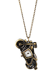 Alliage Moto Fashion Collier Montre Design