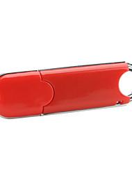 Llavero de 2GB USB 2.0 Flash Drive (colores surtidos)