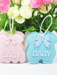 Favores y regalos de la fiesta Bolsos de regalos No tejido Baby Shower Tema Clásico Sin personalizar No tejido Rosa/Azul 12Piezas / Juego