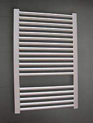 550w hidrônico de baixo carbono de aço pintura branca de parede quadrado warmmer toalha tubulação cremalheira de secagem
