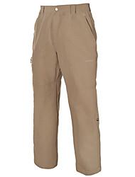 pantalones de nylon de pesca de secado rápido de los hombres Amadís (de color caqui)