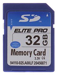 32GB hallo-Speed-Elite Pro SD-Speicherkarte