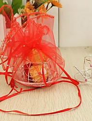 12 Piece/Set Favor Holder Organza/Metal Non-personalised