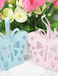 Baby Shower / Birthday Party Favors & Gifts-12Piece/Set Favor Bags Rhinestone Nonwoven Fabric Garden Theme / Butterfly Theme
