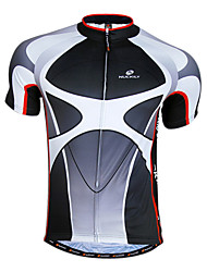 Nuckily-Men's Ho-Cooling Quick Dry Fabric Short-Sleeve Cycling Jersey