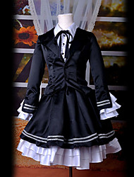 Secret Police Hatsune Miku Cosplay Costume