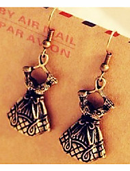 vintage earrings femmes