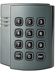 Standalone Access Controller plastique avec construit dans le lecteur EM (1000 Capacité d'utilisateur)