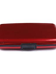 7-слой карман водонепроницаемый бизнес ID кредитных держателя карты бумажник случай (6 цветов)