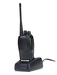 UHF 400-470MHz Walkie Talkie (Salida de potencia de RF 3W)