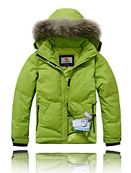 DF-74 femmes VALIANLY en plein air Ski Down Jacket