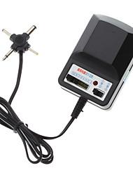 Universal AC-DC adaptateur Ni-CD Chargeur de batterie