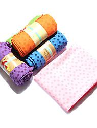 Yoga Handtücher Plastic Grün / Rosa / Blau / Lila / Orange