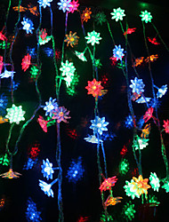 8M LED String Lamp with 60 LEDs - Christmas & Halloween Decoration