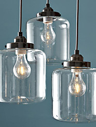 Bulb Included Pendant Lights , Vintage/Traditional/Classic Living Room/Dining Room