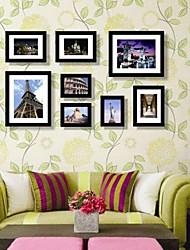Photo Wall Frame Collection-Set von 8 FZ-2008-1