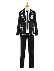 Cosplay Costume Inspired by Guilty Crown Tennouzu High School Boys' School Uniform