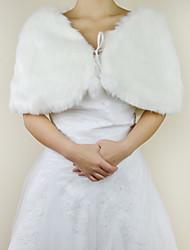 Dulce piel de imitación de noche / Vestido de novia Mantilla
