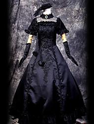 Inspiré par Vocaloid Hagane Miku Vidéo Jeu Costumes Cosplay Costumes Cosplay Mosaïque Noir Top