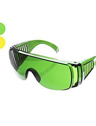 láser anti gafas de seguridad protección para los ojos (473nm)