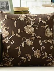 Country Jacquard Cotton Decorative Pillow Cover