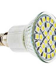 5W E14 Faretti LED MR16 29 SMD 5050 480 lm Bianco AC 100-240 V