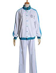 traje de cosplay inspirado en el baloncesto que juega Kuroko ver Teiko equipo de uniforme.