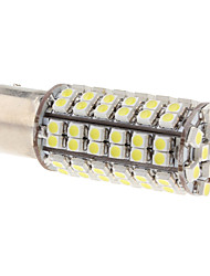 1156 5W 96x3528 SMD 280LM Natural White Light LED Lampe für Auto Nebelscheinwerfer (12V)