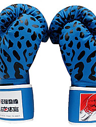 for Boxing Full-finger Gloves Anti-skidding Shockproof Wearable Red Blue
