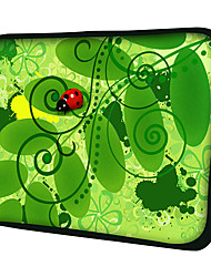 Joaninha Caso Laptop Sleeve para MacBook Air Pro / HP / DELL / Sony / Toshiba / Asus / Acer