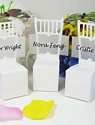 12 Piece/Set Favor Holder - Creative Card Paper Favor Boxes