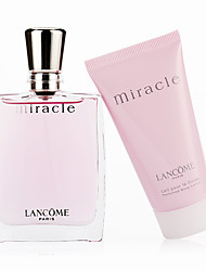 Smell Miraculous: Lancome ™ Miracle ™ perfume + Miracle Body Lotion