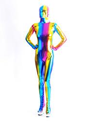 Full Body Spandex multicolore Zentai Abiti