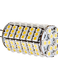 2w g4 led luces de maíz t 120 smd 3528 200250 lm caliente blanco dc 12 v 1pcs